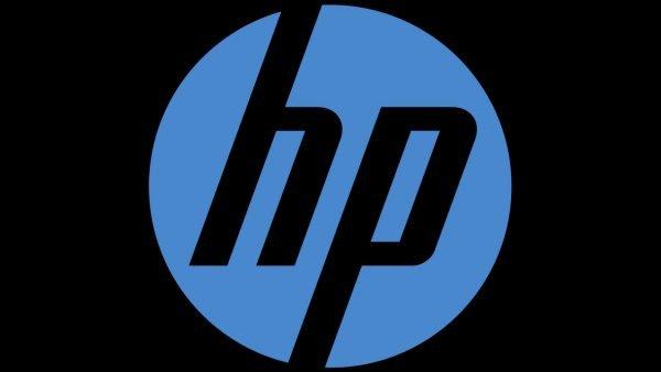 Hewlett-Packard logotipo