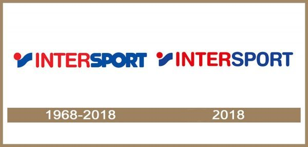 Intersport logo História
