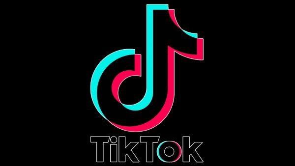 Tik tok logotipo