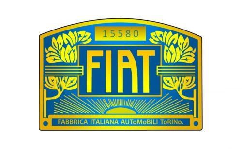 Fiat Logo 1901