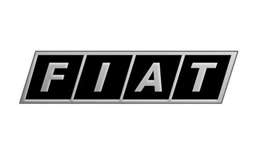 Fiat Logo 1968