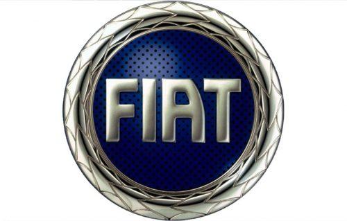 Fiat Logo 1999