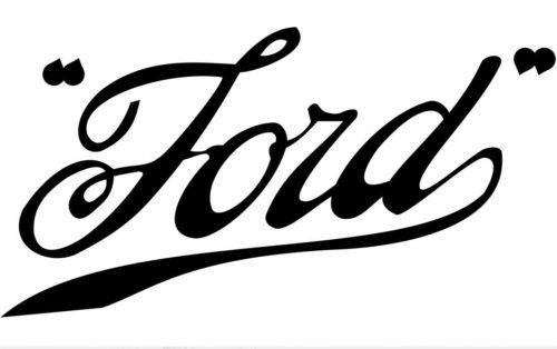 Ford Logo 1909