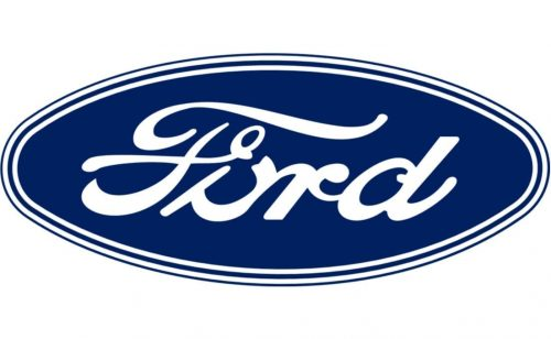 Ford Logo 1961