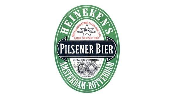 Heineken Logo-1889