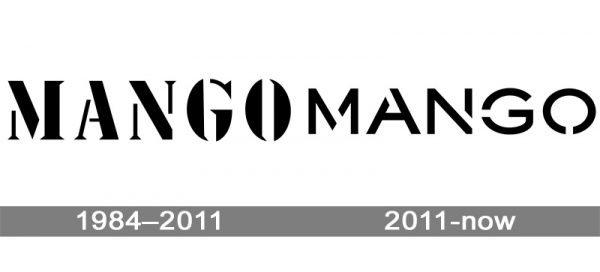 Mango Logo historia