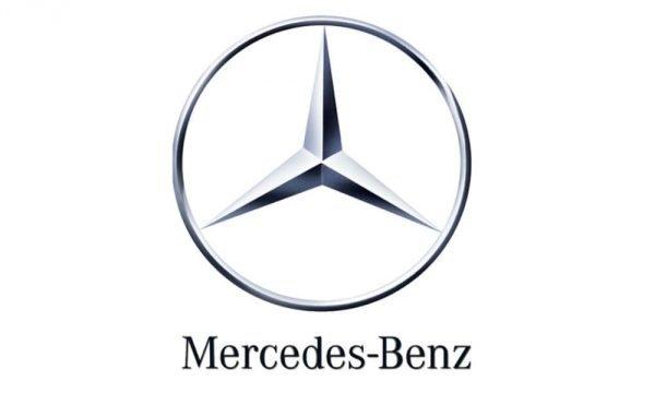 Mercedes Benz Logo-1989