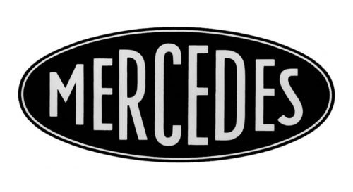Mercedes Logo 1902