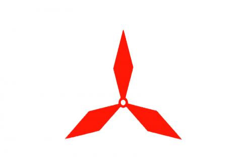 Mitsubishi Logo 1873