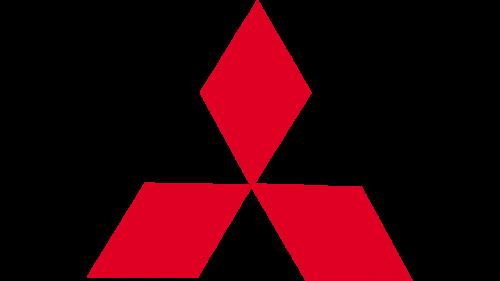 Mitsubishi Logo 1964