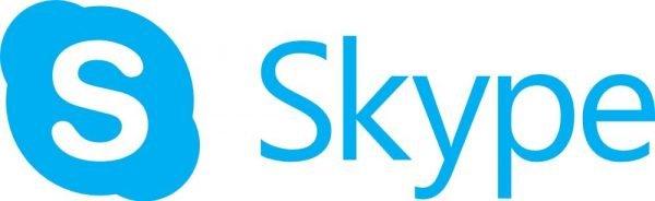 Skype Logo 2017