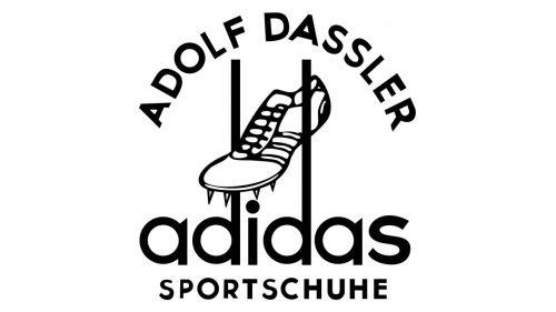 Adidas Logo 1949