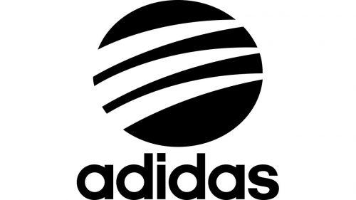 Adidas Logo 2002