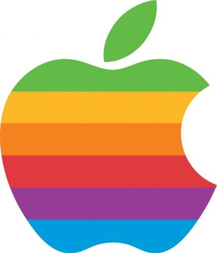 Apple Logo 1977