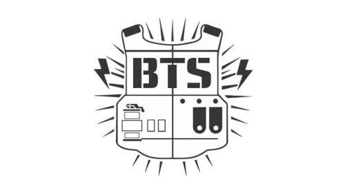BTS Logo 2013