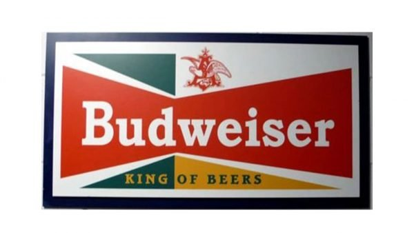 Budweiser Logo-1957