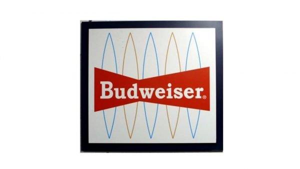 Budweiser Logo-1961