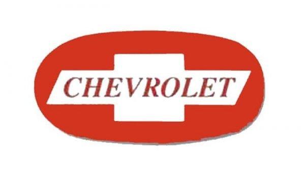 Chevrolet Logo-1957