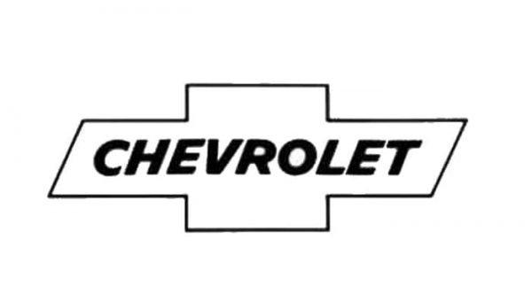 Chevrolet Logo-1960