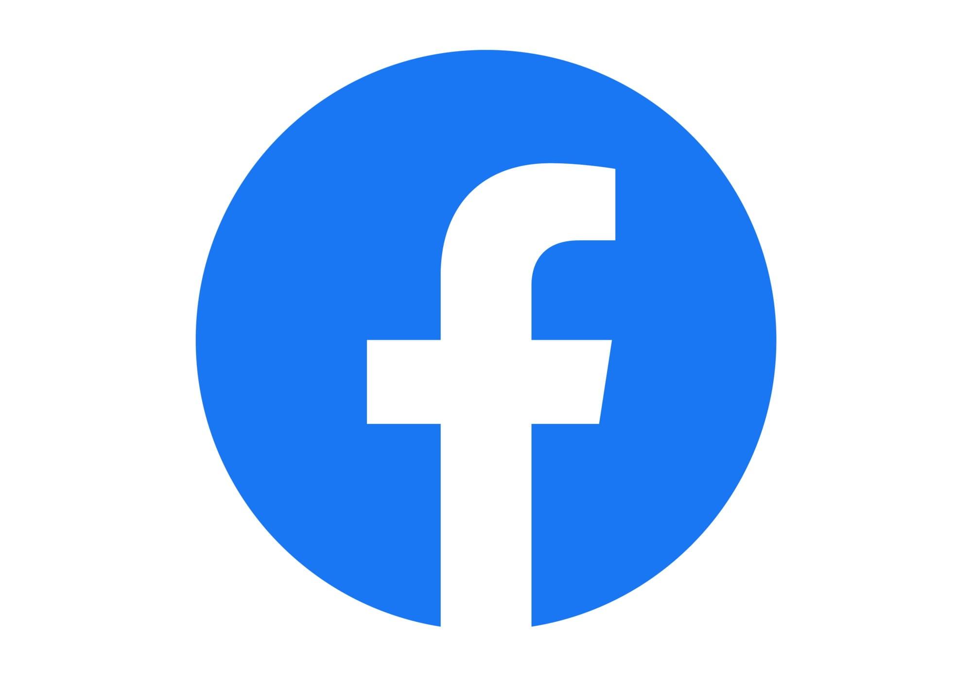 Logo Facebook: valor, história, png, vector