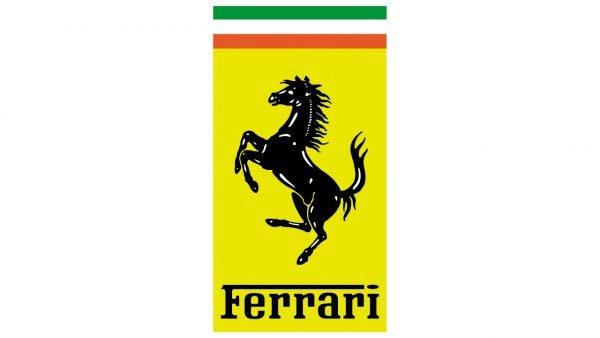 Ferrari emblema