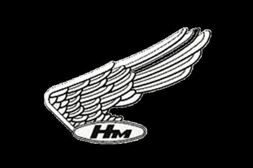 Honda Motorcycle Logo 19681