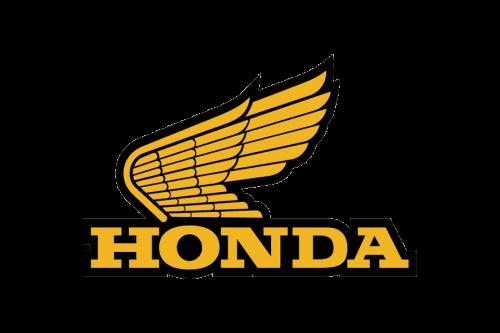 Honda Motorcycle Logo 1973