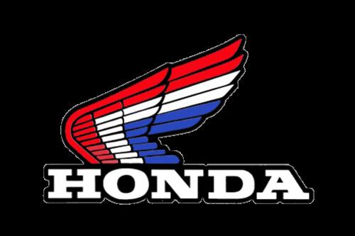 Honda Motorcycle Logo 1985