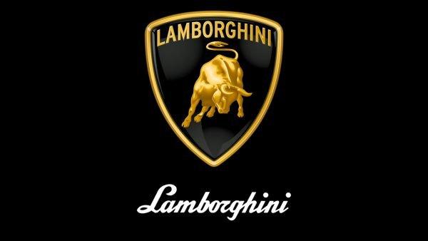 Lamborghini cor