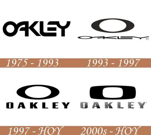 Historia del logotipo de Oakley