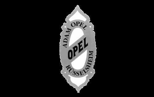 Opel Logo 1889-1893
