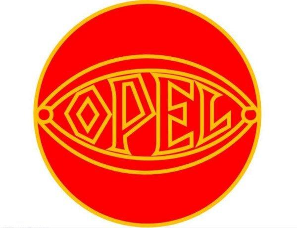 Opel Logo-1928-30