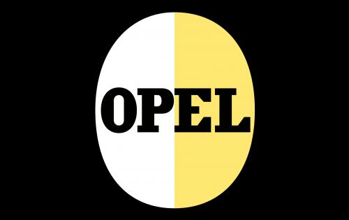 Opel Logo 1937-1950