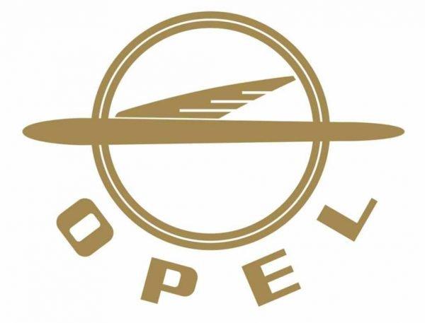 Opel Logo-1954