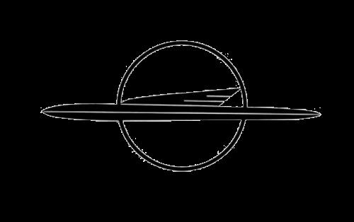 Opel Logo 1956-1957