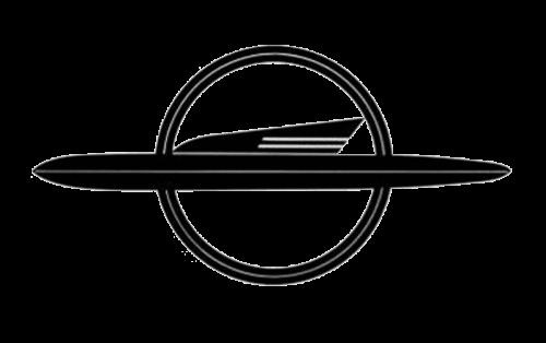 Opel Logo 1956badge