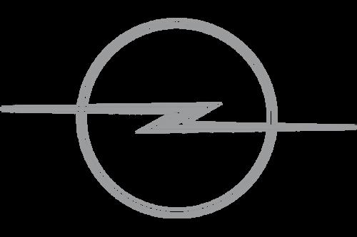 Opel Logo 1968