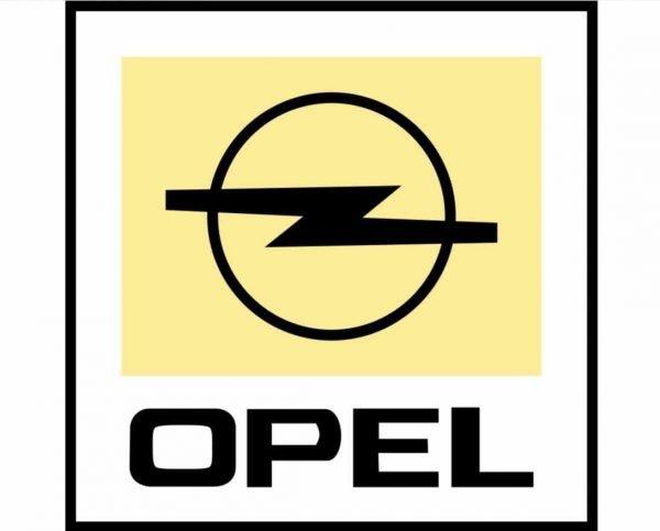 Opel logo-1987-02