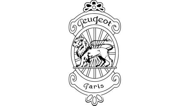 Peugeot logo-1905