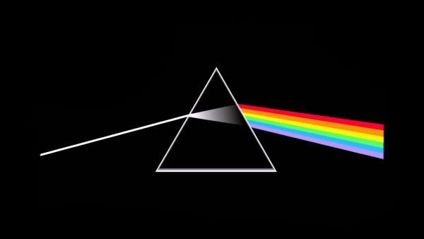 Pink Floyd The Dark Side of the Moon logo