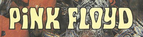 Pink Floyd Logo 1967