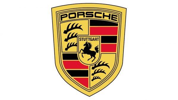 Porsche cor