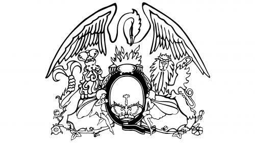 Queen Logo 1973