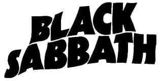 Black Sabbath Logo 1971