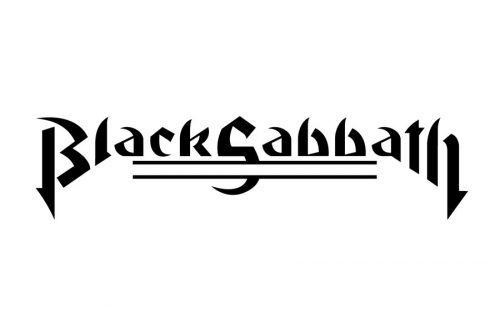 Black Sabbath Logo 1992