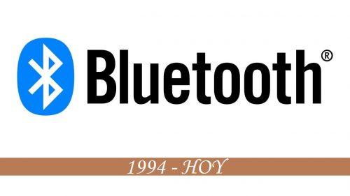 Historial de logotipos de Bluetooth