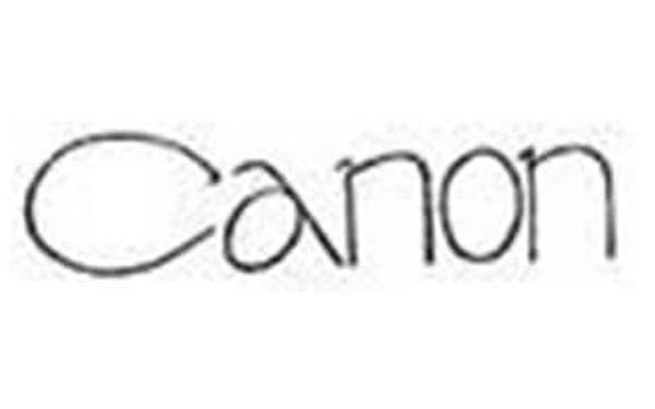 Canon Logo 1935