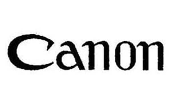 Canon Logo 1953