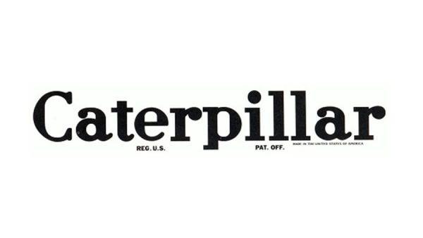 Caterpillar Logo 1932