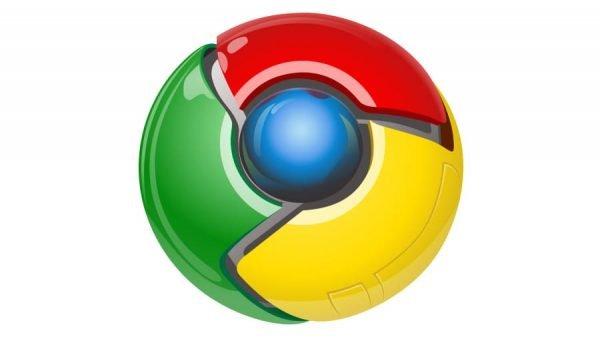 Chrome Logo 2008